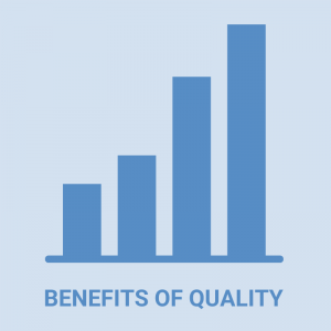 Benefits of Quality